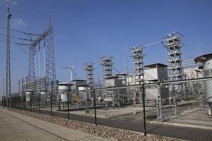 Maasvlakte - AC station